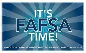 Reminder: Financial Aid Night is Tomorrow!