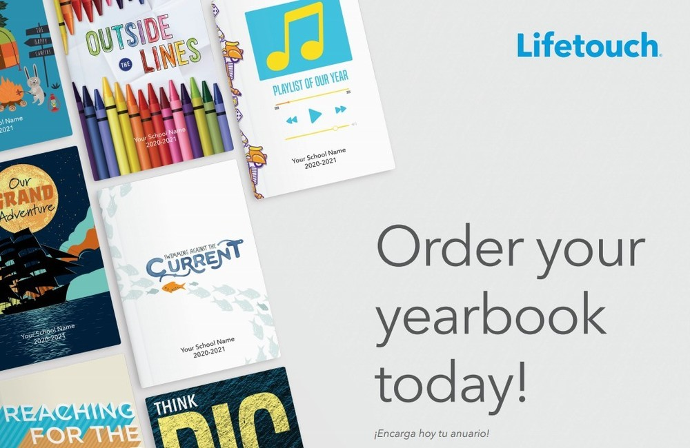 FJHS & FCES Yearbook Order Form
