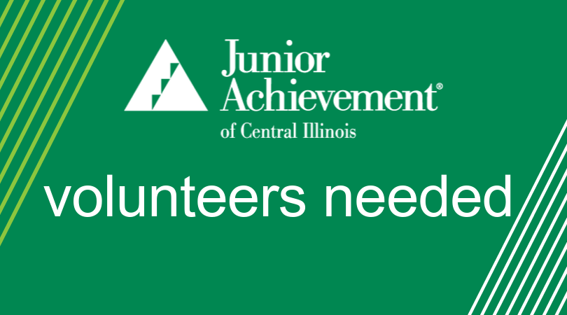 Junior Achievement Volunteers Needed!
